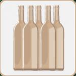 Software S.O.D.A. - stock intermedio de botellas de vino