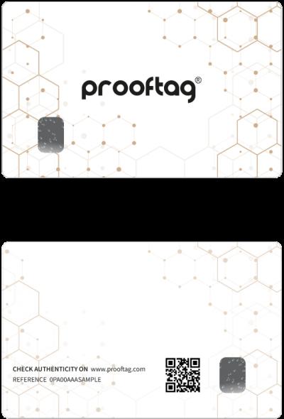 Carte à bulles® - cartes de sécurité pour lutter contre la contrefaçon