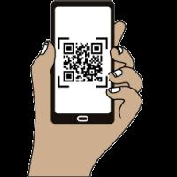 Authentification sur telephone portable